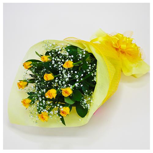 バラメインの花束(10本入り)